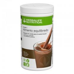 Batido Herbalife chocolate cremoso