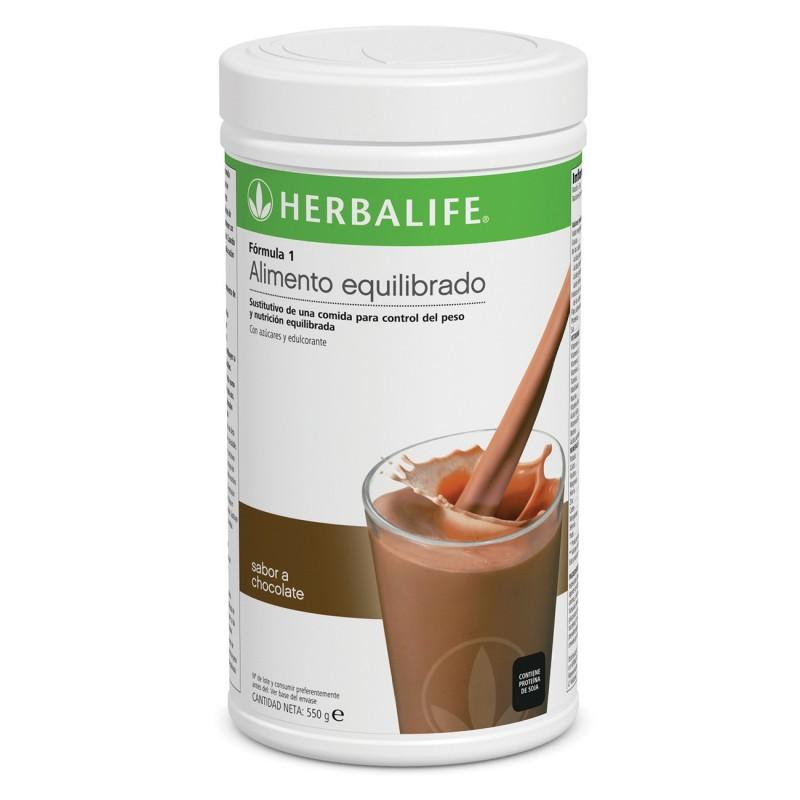 Batido Herbalife Fórmula 1 Sabor Chocolate