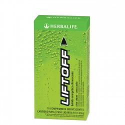Litoff Bebida Energética Efervescente Sabor Limón Herbalife